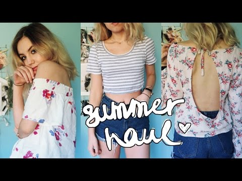 SUMMER TRY-ON HAUL || Minkpink, Glassons, Adidas + More ♡