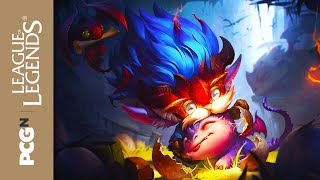 League of Legends patch 8.20: Ezreal Rework and Dragon Trainer Heimerdinger