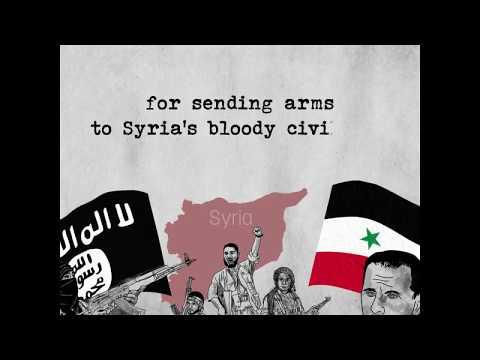 The Pentagon's $2.2 Billion Soviet Arms Pipeline Flooding Syria