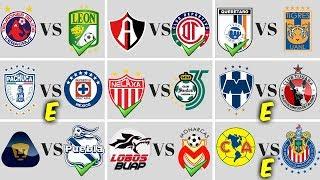 Mis PREDICCIONES para la JORNADA 11 de la LIGA MX torneo APERTURA 2018