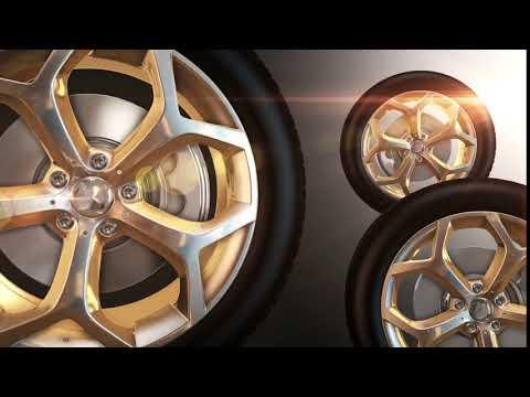 Видео футаж колеса авто.Скачать,  фоны, эффекты. Footage, Video Background, бесплатно, боке