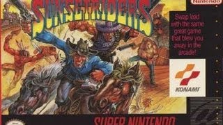 Sunset Riders (Super Nintendo)