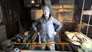 Metro Redux PS4 gamplay ITA part1