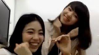20150519火曜定期公演「LIVEでSUN_YOU」 Vol.21 ライブ前の楽屋にて さ...