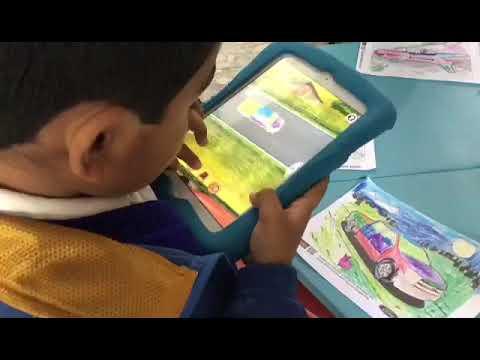 Augmented Reality Kindergarten