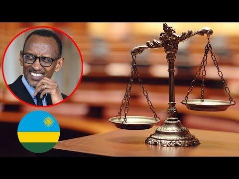 Iga amategeko n' Ubutabera by' u Rwanda by ISMAEL Mwanafunzi