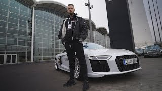 Der Audi R8 V10 Plus | inscopelifestyle