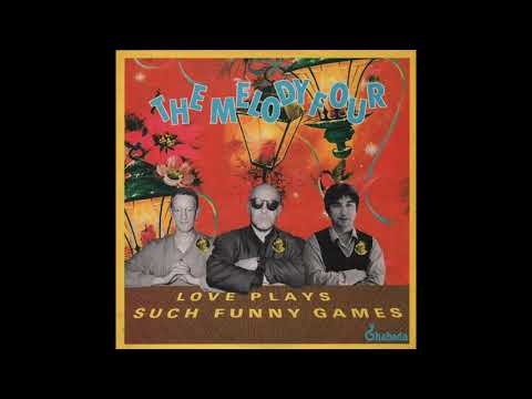 """The Melody Four - Love Plays Such Funny Games (1984) full 10"""" Album"""