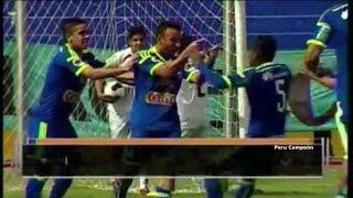 ► INTI GAS VS SPORTING CRISTAL 3-3 RESUMEN Y GOLES Torneo Clausura 2014 | 28/09/14