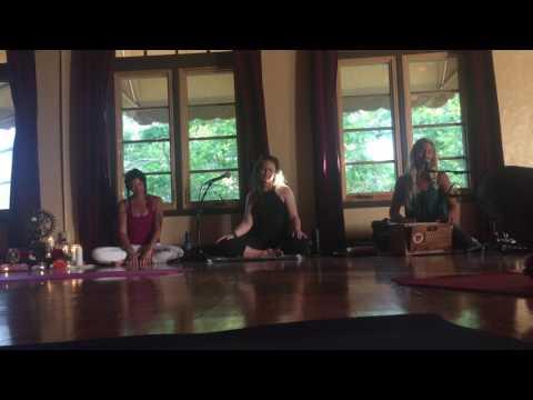 Live from Yoga Church— Om Namo Lakshmi Prema Devi Mataji Chant