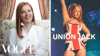 Ginger Spice Tells the Story Behind Her Union Jack Dress | Vogue