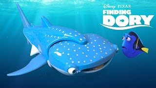NEW Finding Dory Feature Figure Destiny The Whale
