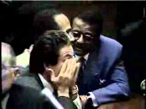 O J Simpson Verdict - YouTube