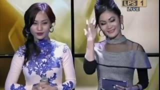 Eunice Lalngaihsaki - Theme song (Top 5, LPS Youth Icon 2016)