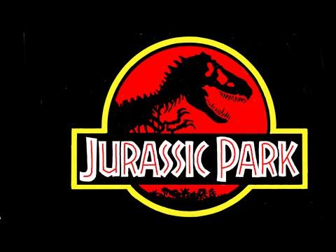 Jurassic Park Logo Youtube