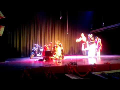 Skit of A. T. 7, Gauhati University