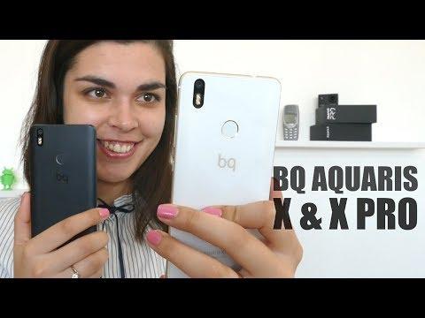 BQ Aquaris X & BQ Aquaris X Pro - REVIEW (em Português)
