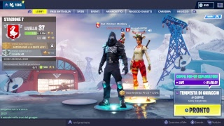 FORTNITE LIVE/PROVINI STEP 1 //28 GENNAIO FINE PROVINI STEP 1/ 10K+ KILL/350+WIN