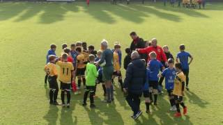Nat. Elite U11A Sporting Lokeren  - KV Club Brugge - 15 oktober 2016
