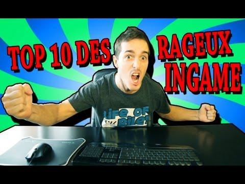 TOP 10 RAGEUX INGAME