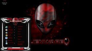 Nuevo Tema 2012 para windows 7 Alienware by digesan11