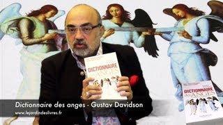 Dictionnaire des anges de Gustav Davidson commenté par P. Jovanovic