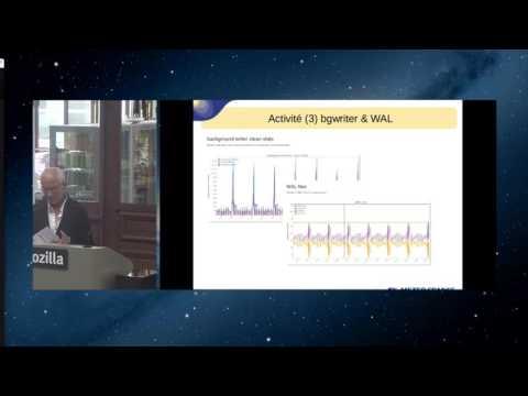 Michel Edwell : Réplication PostgreSQL chez Météo France  @ PostgreSQL Session #7