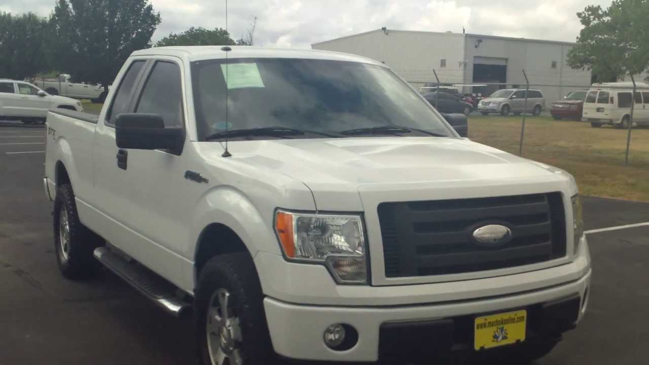 2009 ford f150 stx 4x4 for sale austin tx mac haik dodge chrysler jeep youtube. Black Bedroom Furniture Sets. Home Design Ideas