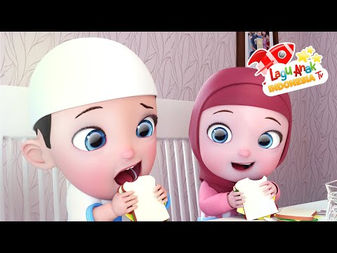 BISMILLAH - Lagu Anak Islami Terpopuler - Lagu Anak Indonesia - Nursery Rhymes - أغنية للأطفال