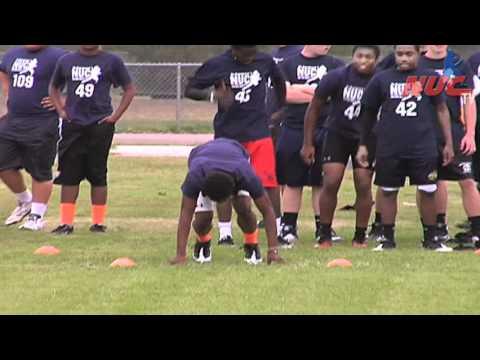 Nuc Jacksonville Fl 2012 Tyson Wright 9th Grade Mvp High