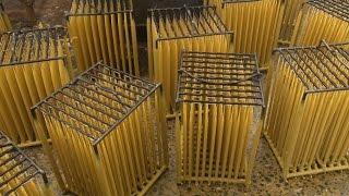видео Домашние технологии изготовления свечей