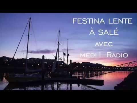 Festina sur Medi 1 Radio - Bain de culture