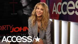 'Dirty John's' Juno Temple Wishes She Had More Scenes With Eric Bana | Access