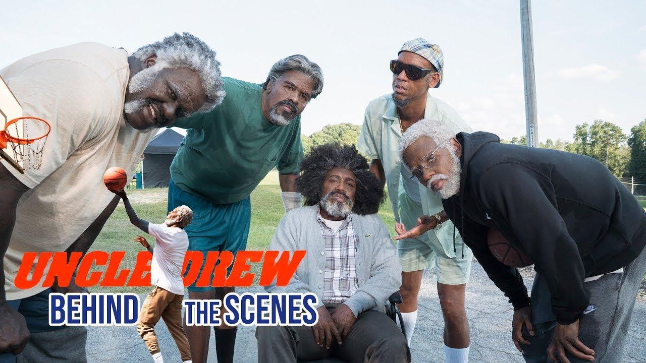Download 'Uncle Drew' Behind The Scenes