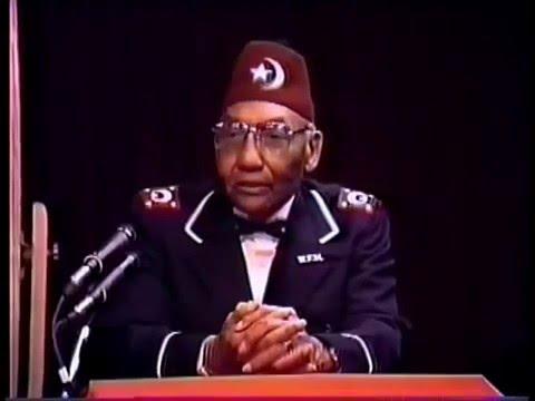 NOI FOI Elijah Muhammad The Moorish, Shriners, Papacy, Free Mason???