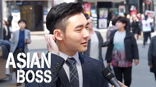 What South Koreans Think Of America | ASIAN BOSS by : Asian Boss