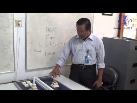 Center For Plasma Research Introduction to Plasma Physics Dr Muh Nur DEA mp4