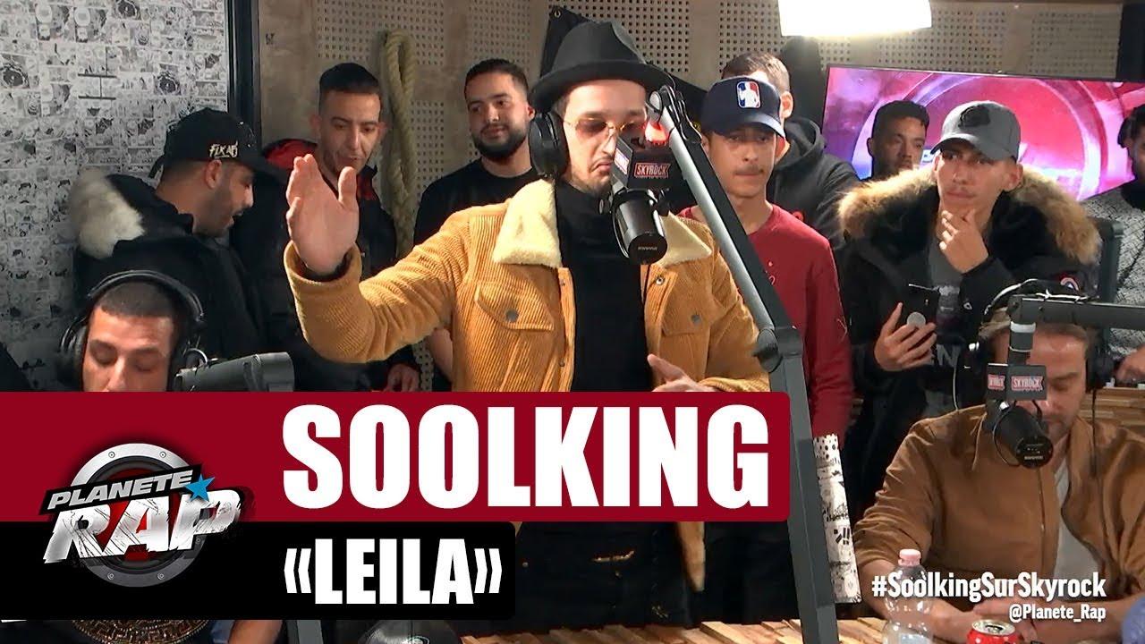 """Soolking """"Leila"""" #PlanèteRap"""