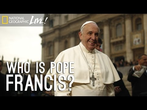Who Is Pope Francis? | Nat Geo Live