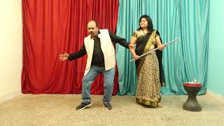 Dancing Uncle | Joru Ka Ghulam | Govinda | Dance Cover By Dancig Uncle