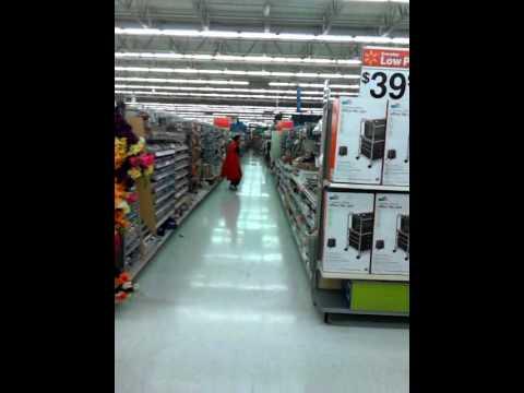 Walmart Superman (East Palmdale,CA)