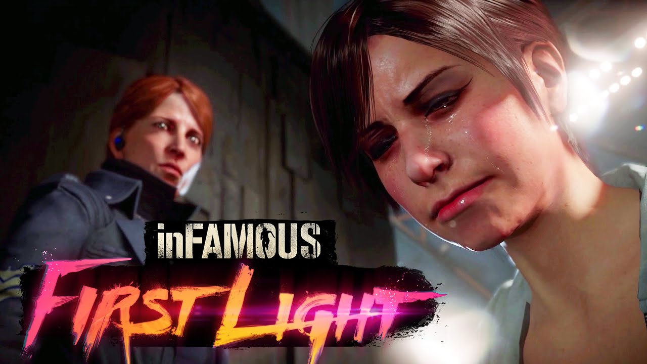 First Light DLC - Infamous: Second Son Wiki Guide - IGN