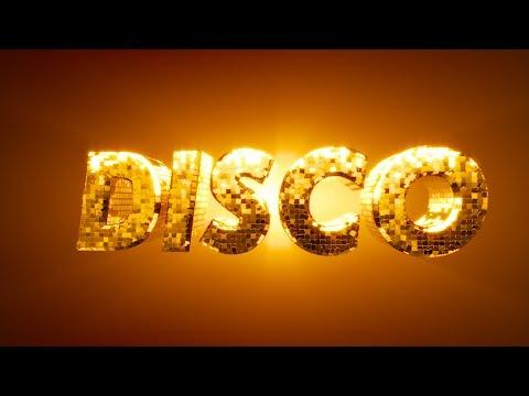Cinema 4D Tutorial - How to Make Disco Ball Type