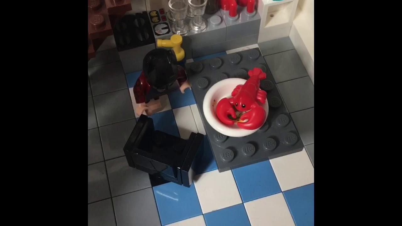 Moc maison moderne inspiré de lego créator expert - YouTube