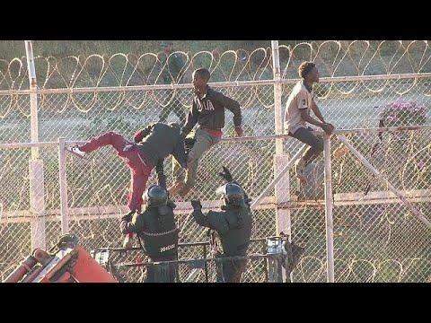 Le Maroc Accroît Sa Lutte Contre L'immigration Clandestine