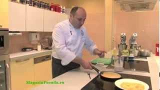 Сковорода блинная Титан Нева Металл посуда