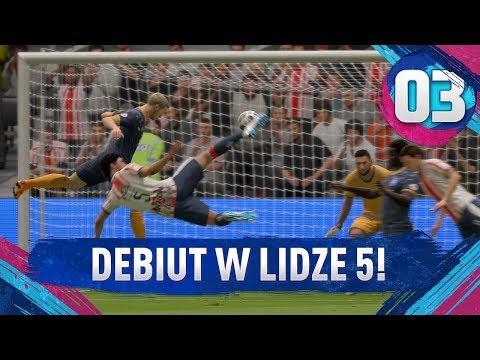 Debiut w LIDZE 5! - FIFA 19 Ultimate Team [#3]