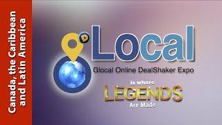 Expo Glocal de DealShaker Online Latino América | Caribe | Canadá
