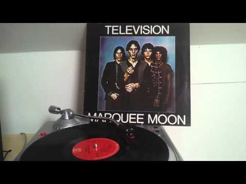 Television: Marquee Moon - Vinyl Rip