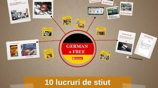 10 lucruri de stiut despre Germania